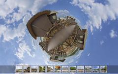 九江地区十一景点全景VR拍摄部分作品展示