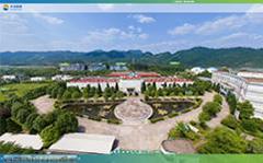 天海集团新官网360全景上线·大江全景制作