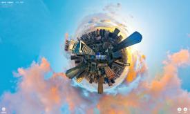 《铂爵旅拍》成都基地VR全景漫游