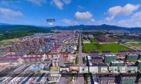 宜春市靖安生态环境局环保设施VR展